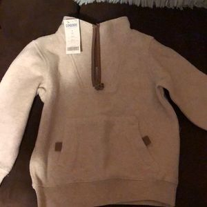 Boys Gymboree new sweatshirt sweater size 4